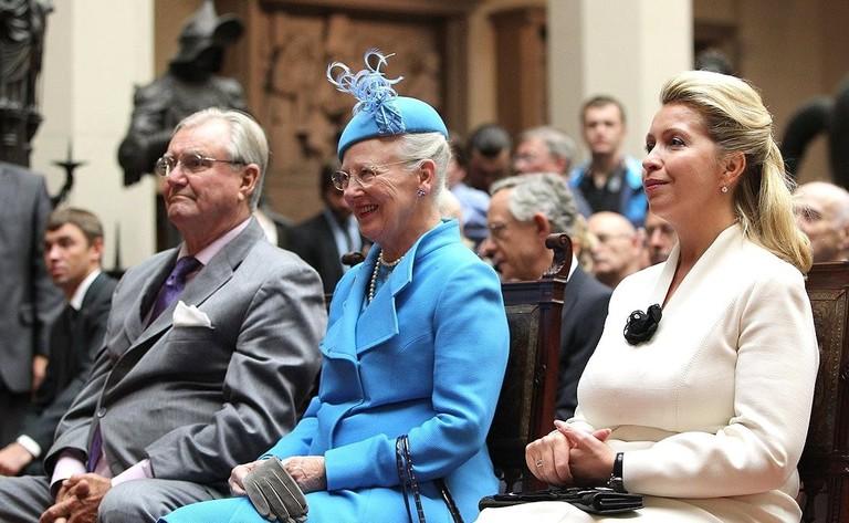 Henrik Prince Consort-Queen of Denmark-Margrethe II