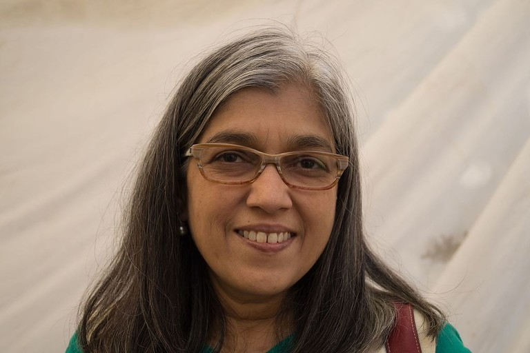 Ratna Pathak Satdeep Gill WikiCommons