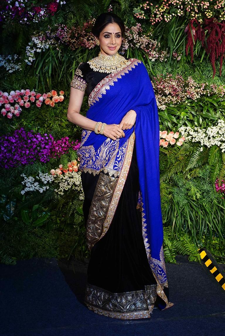 Virat Kohli and Anushka Sharma wedding reception, Mumbai, India - 26 Dec 2017