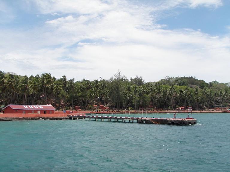 Ross Island Biswarup Ganguly WikiCommons
