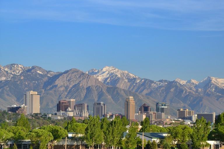 Salt Lake City | @Garrett/flickr