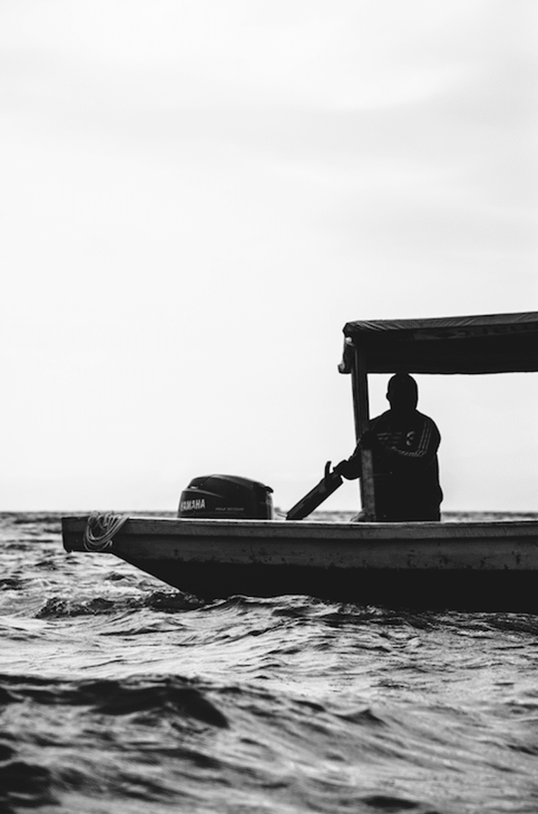 Boatrides on Lake Kivu | Courtesy of Chris Schwagga