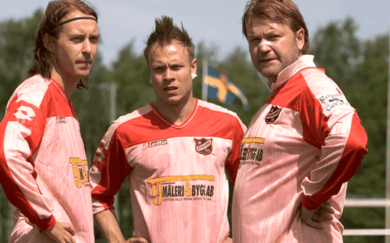 """Offside"" looks at one of Sweden's loves, football"