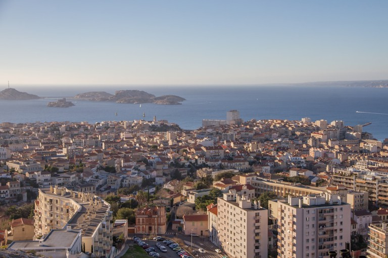 Marseille is France's second largest city