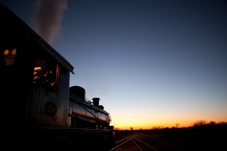 Royal Livingstone Express Train I