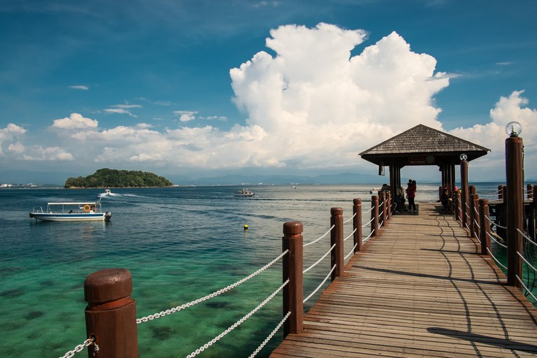 most beautiful islands in Malaysia