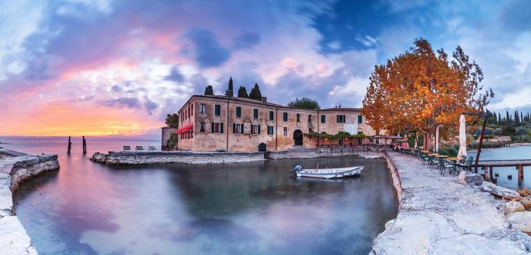 Punta San Vigilio, Lake Garda | Shutterstock/Lukasz Szwaj