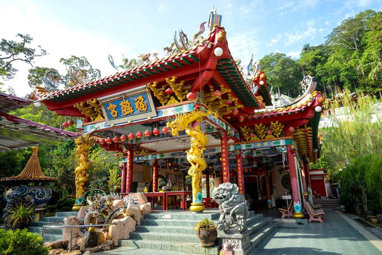 Foo Lin Kong Temple, Pangkor Island