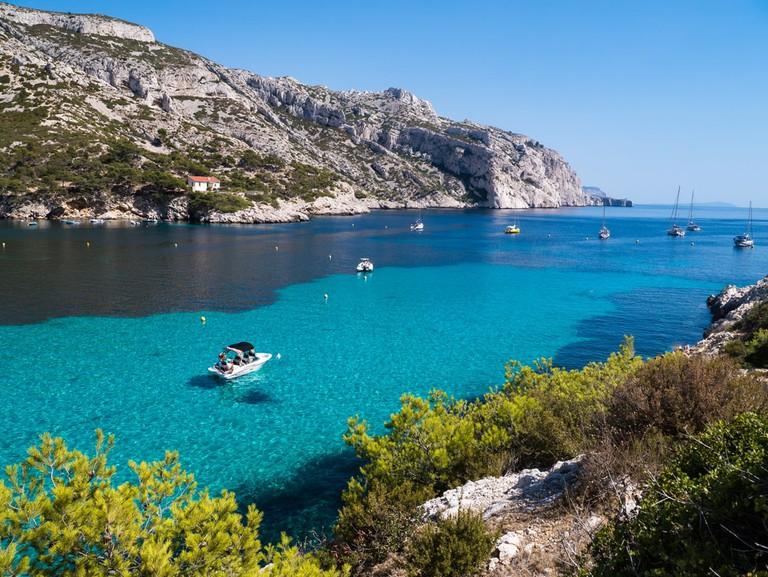 Marseille's coastline | © Daniel Harwardt / Shutterstock