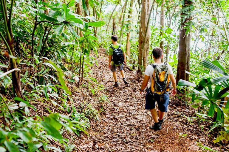 Jungle-trekking