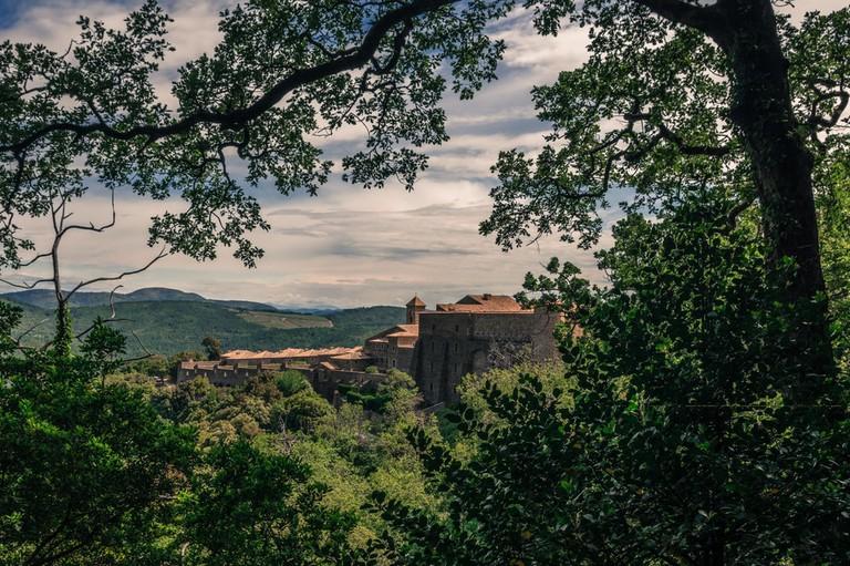 Chartreuse de la Verne in southern France