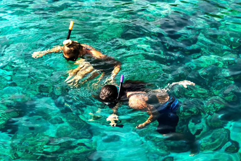 Snorkeling in Pangkor Island