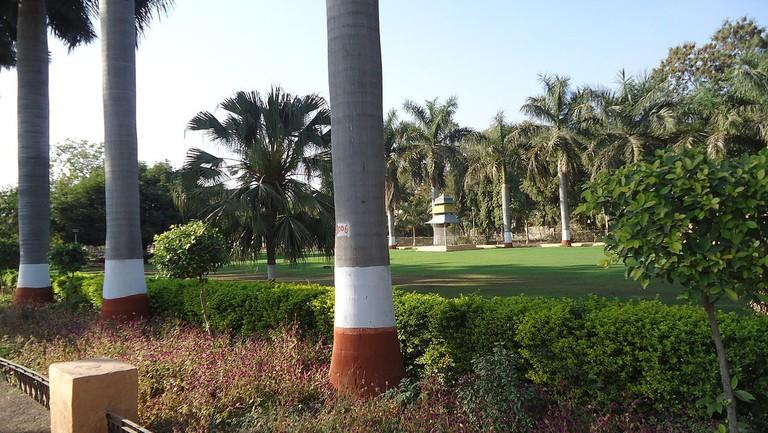 Siddharth Garden and Zoo, Auranagabd
