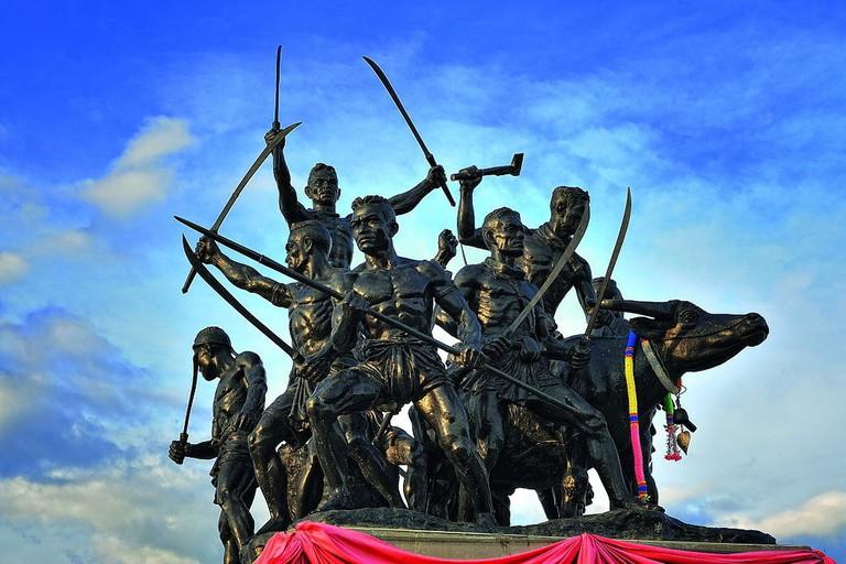 Singburi monument