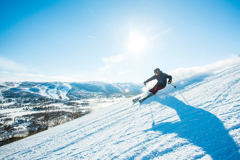 Skiing at Geilo | Courtesy of SkiGeilo