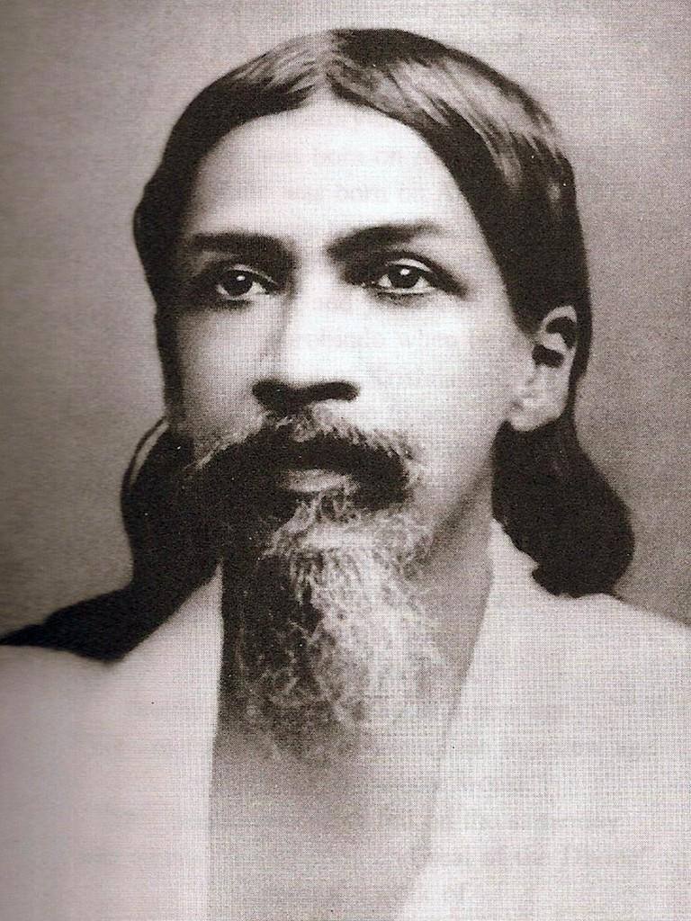 Sri Aurobindo Rudolf 1922 WikiCommons