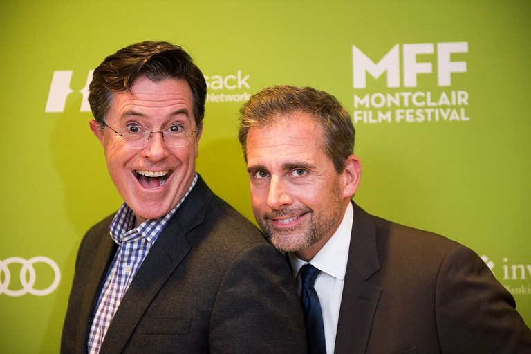 Stephen_Colbert_and_Steve_Carell_MFF_2014