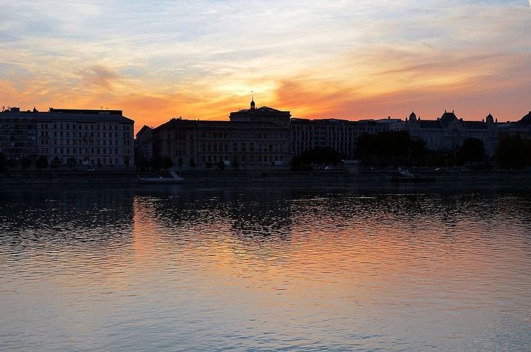 sunset-buda