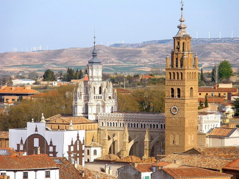 Tarazona, Aragon, Spain