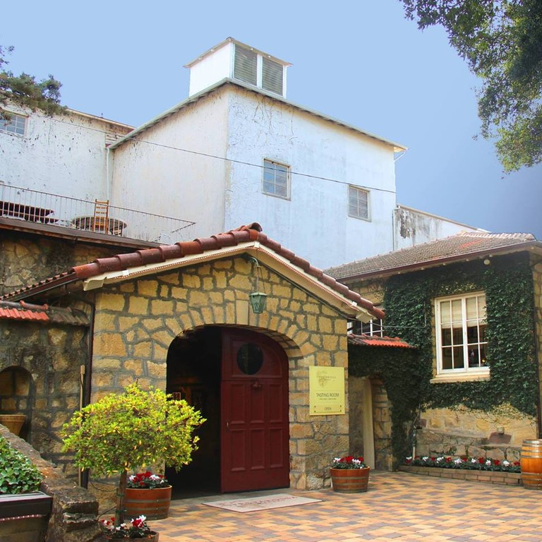 Testarossa Winery, Los Gatos