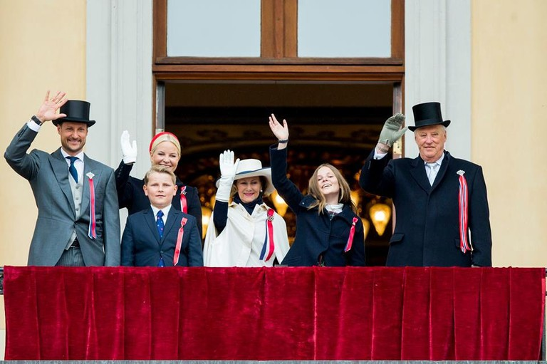 The Norwegian Royal Family | © Vegard Wivestad Grøtt : NTB SCANPIX, Courtesy of Kongehuset