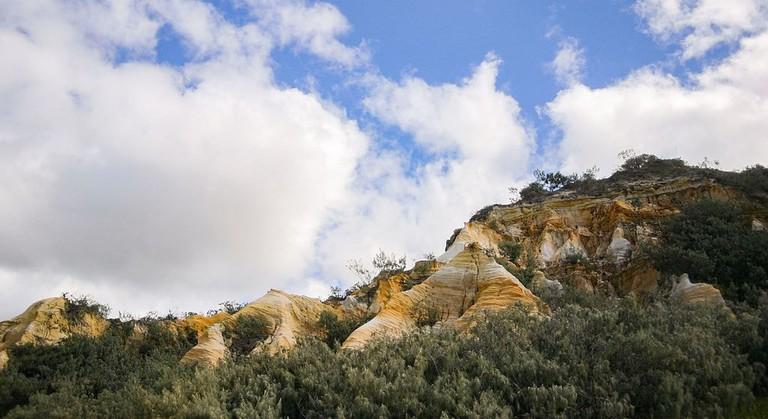 The Pinnacles | © Martin Kraft:Wikimedia Commons
