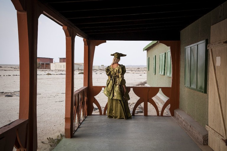 The Shape of Memory Wlotzkasbaken Namibia Nicola Brandt