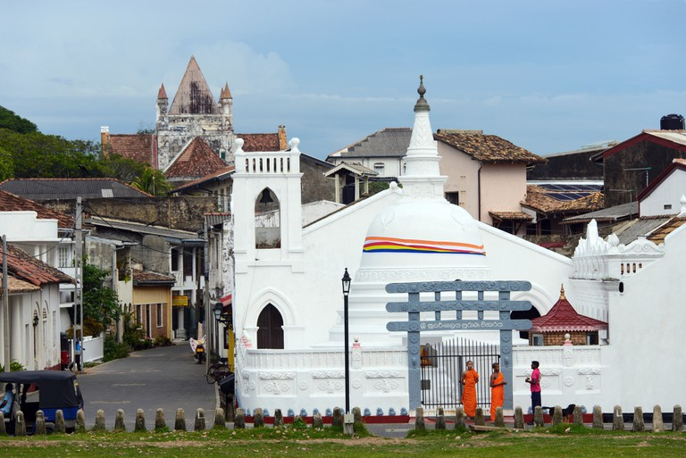 Town of Galle