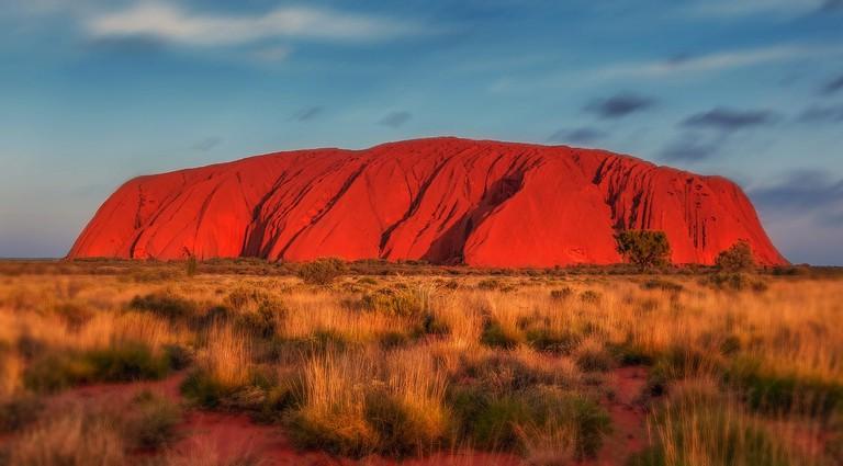 Uluru | © Walkerssk:Pixabay