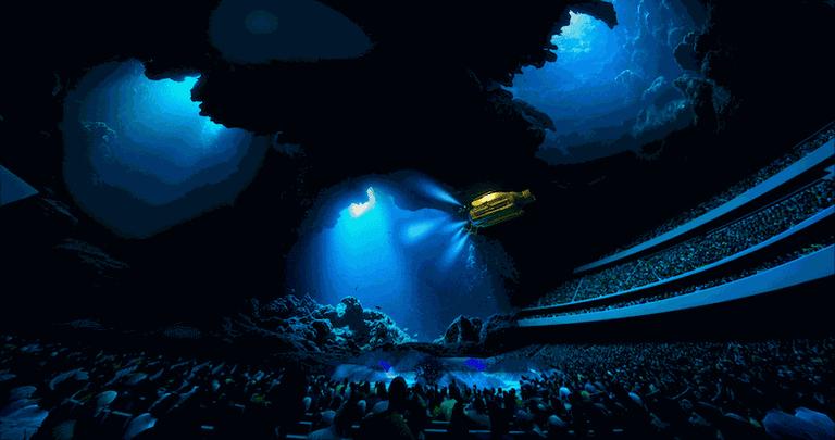 Underwater - Close