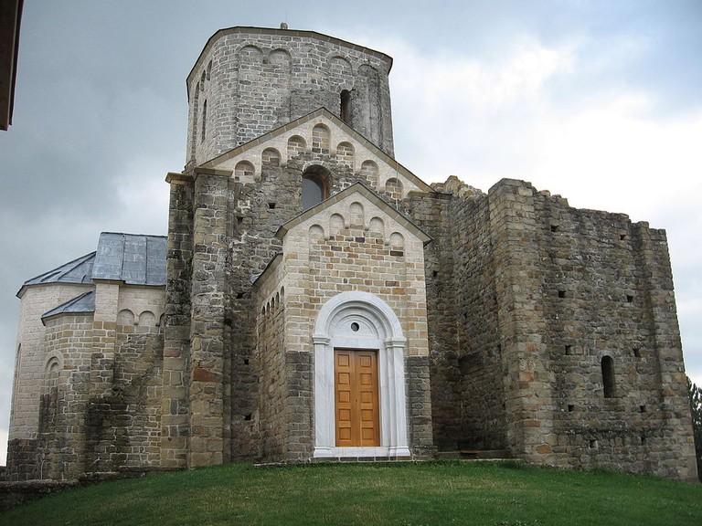 The Đurđevi Stupovi monastery