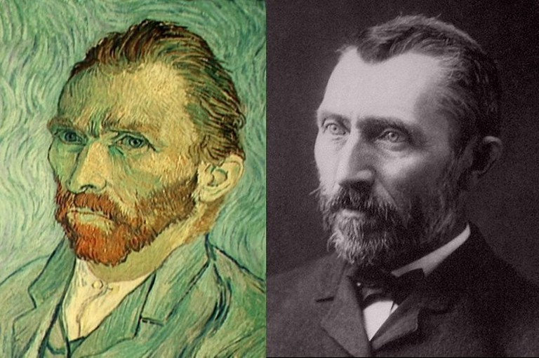 Van-gogh-and-photo