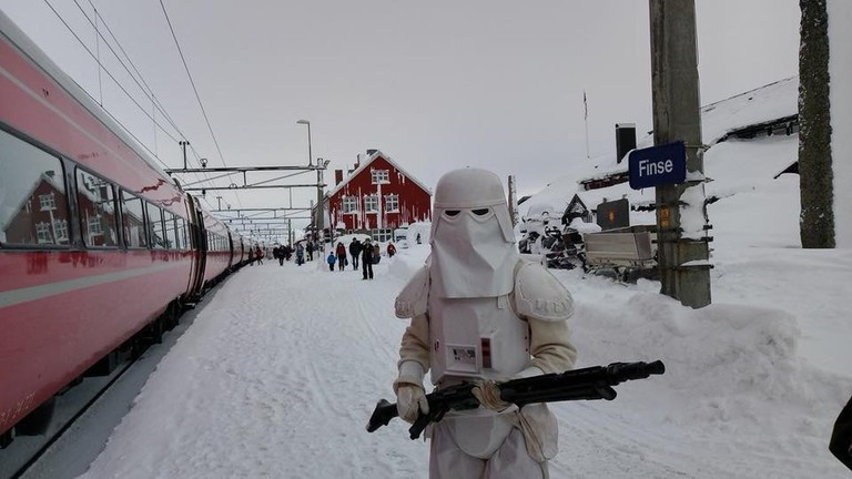 Visit Hoth 2018   Courtesy of Finse 1222