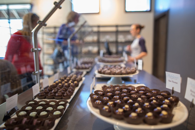 Indulgence Chocolatiers | © VISIT Milwaukee