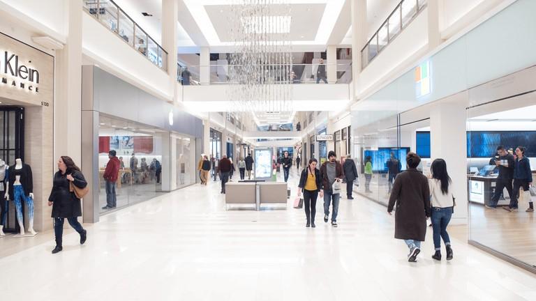 MOA Interior | Courtesy of Mall of America