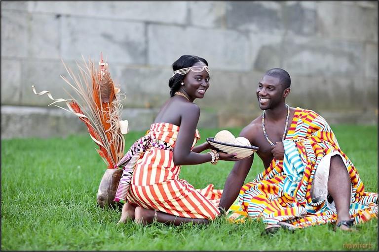 Wedding-ghana