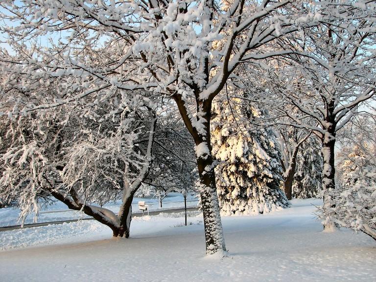 Winter in Wisconsin | © Kurt Magoon/flickr