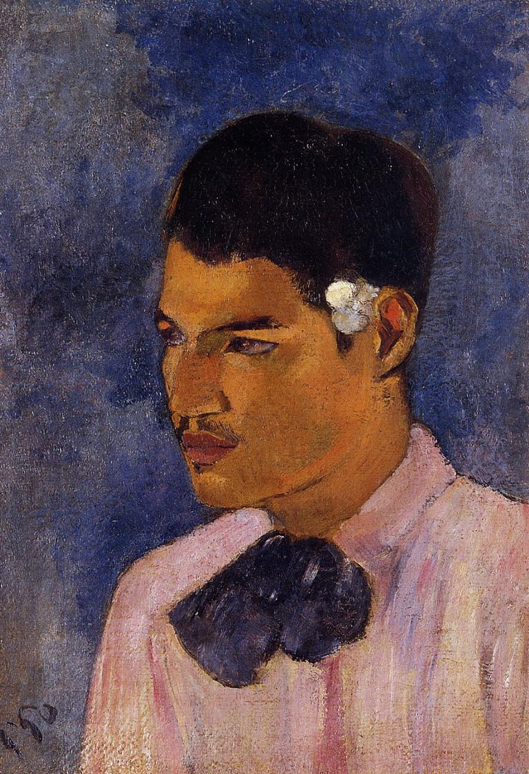 young-man-with-a-flower-behind-his-ear-1891