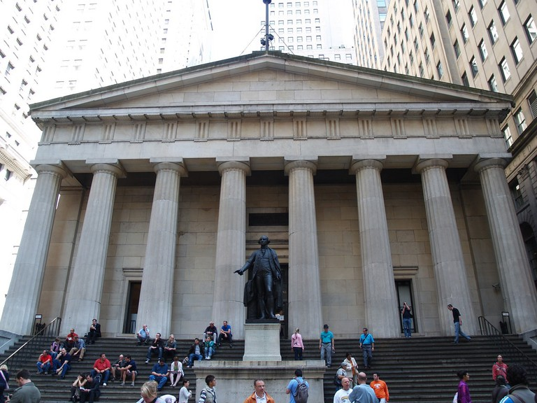 Federal Hall National Monument