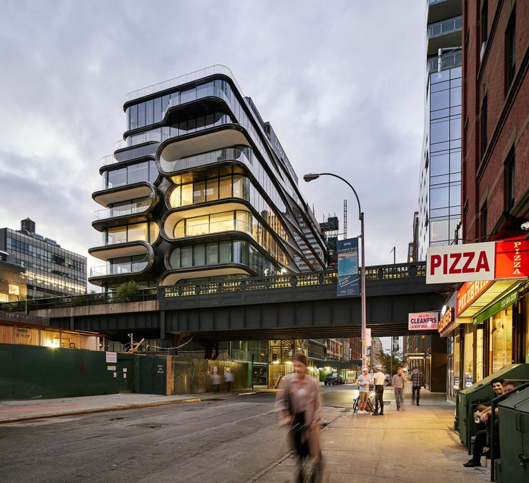 02_ZHA_520 W 28th Street_©Hufton+Crow
