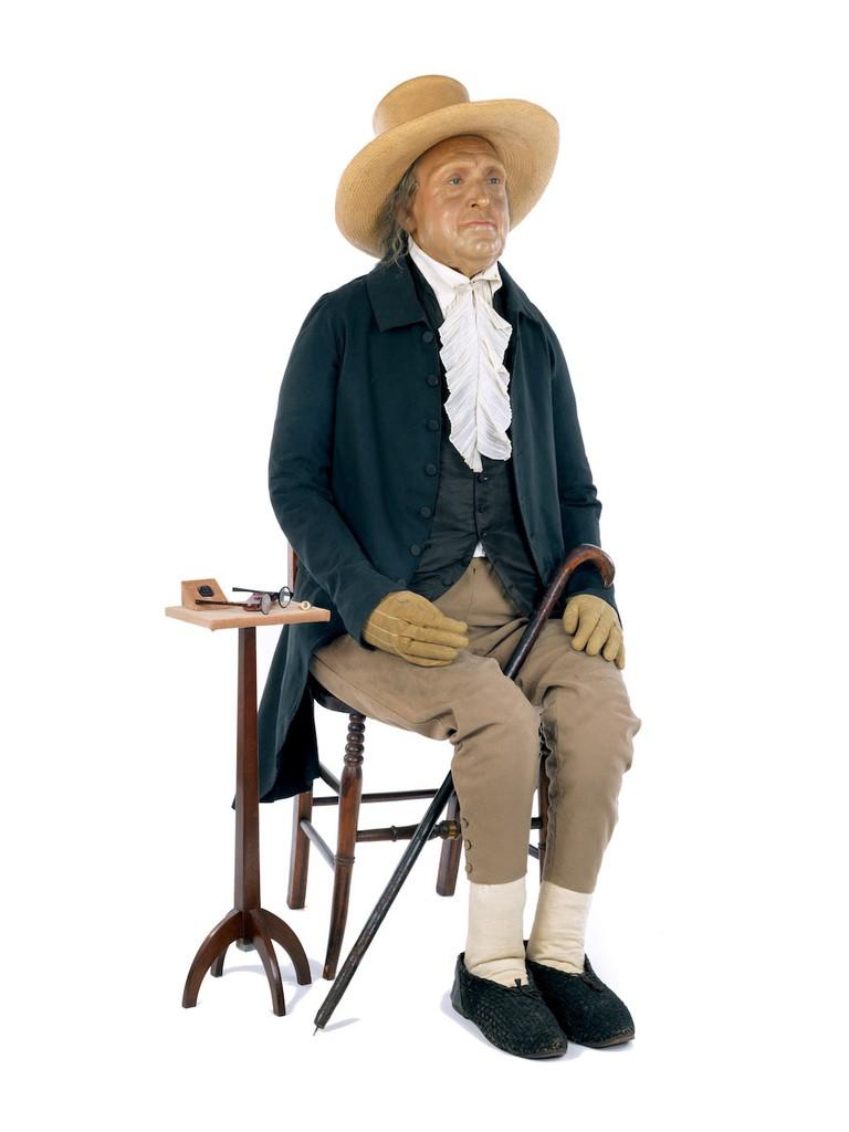 Jeremy Bentham - Auto Icon