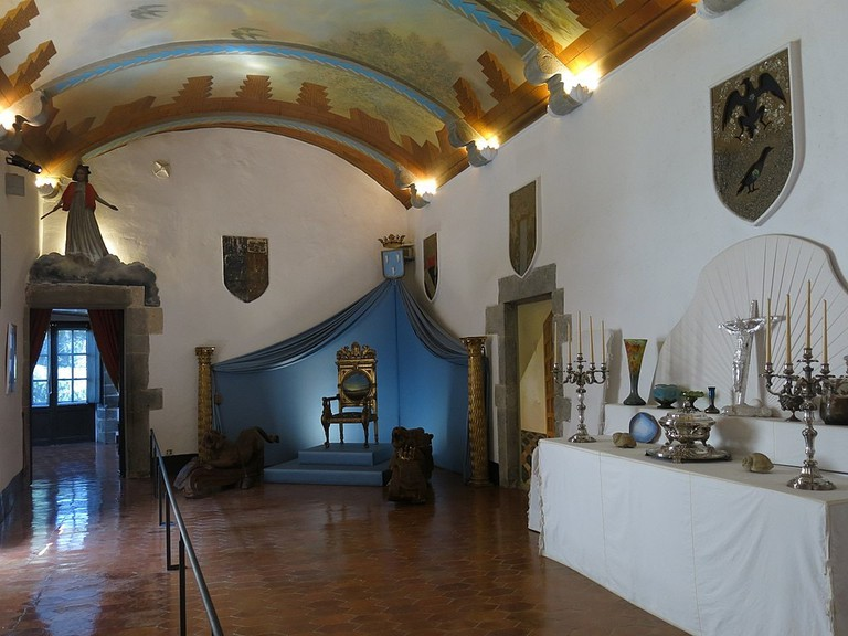 Castell de Púbol, Casa Museu Gala Dalí