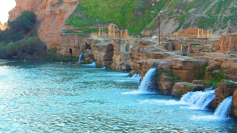 Shushtar Historical Hydraulic System is hailed as a masterpiece