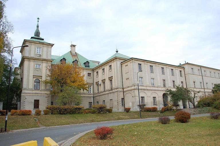 Radziwiłł Palace, Warsaw | © Wistula / WikiCommons
