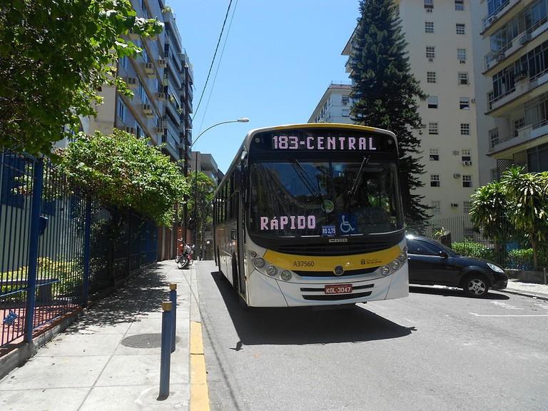 Public transport in Rio de Janeiro