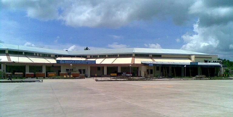 Veer Savarkar International Airport in Port Blair