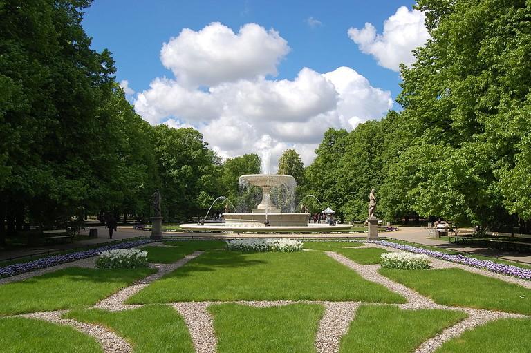Saxon Gardens | © Marcin Białek / WikiCommons