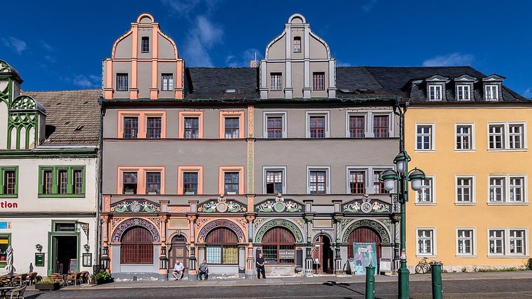 Weimar   Markt 11   Cranachhaus
