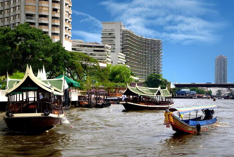 Riverside, Bangkok