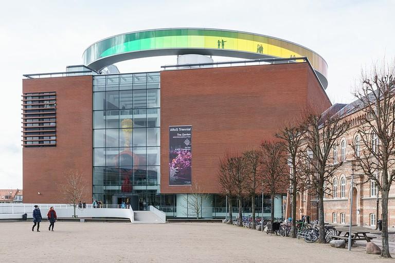 ARoS_Aarhus_Kunstmuseum,Aarhus